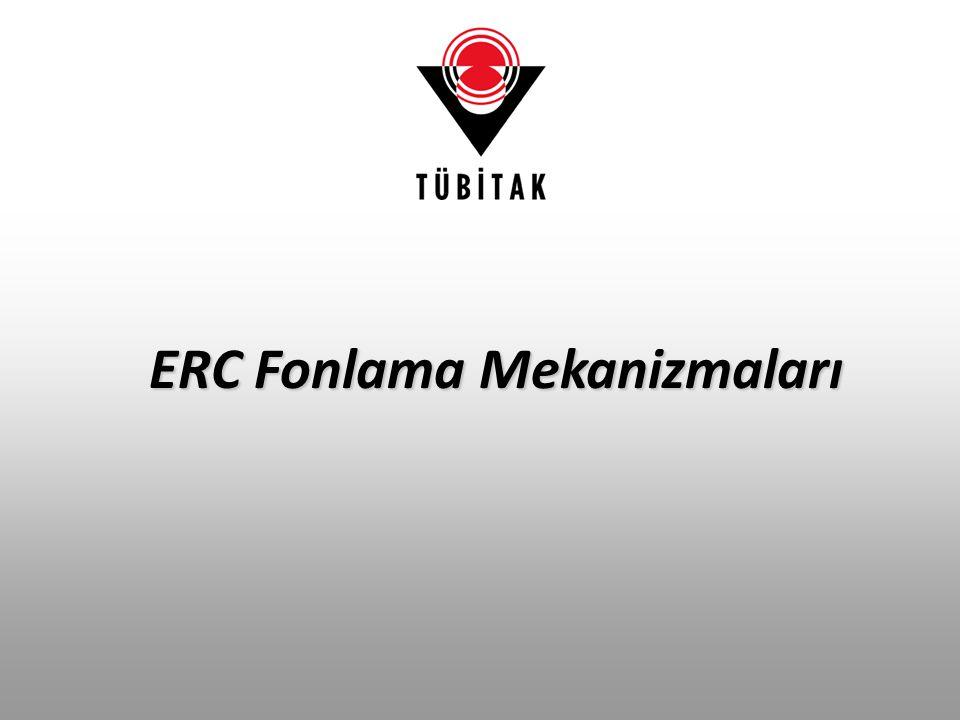 ERC Fonlama Mekanizmaları