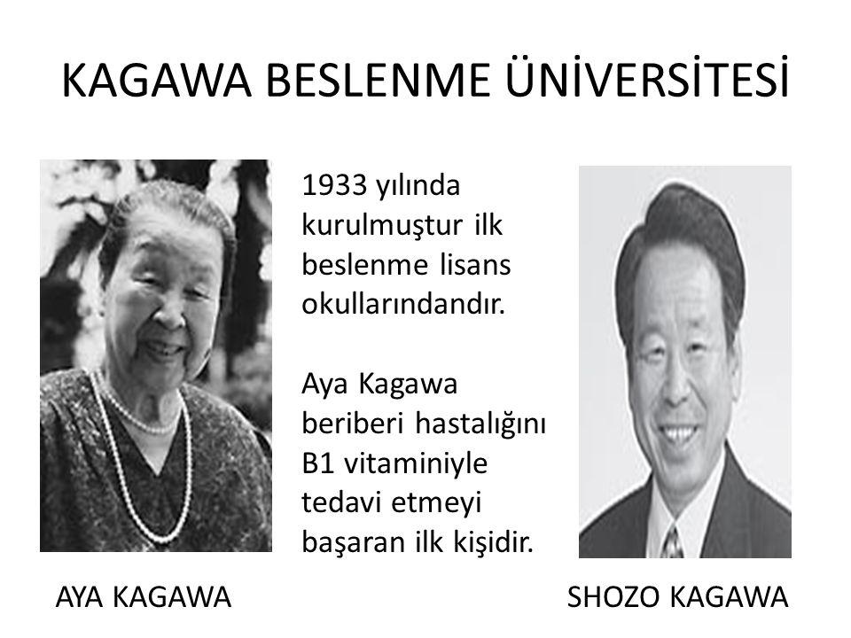 KAGAWA BESLENME ÜNİVERSİTESİ