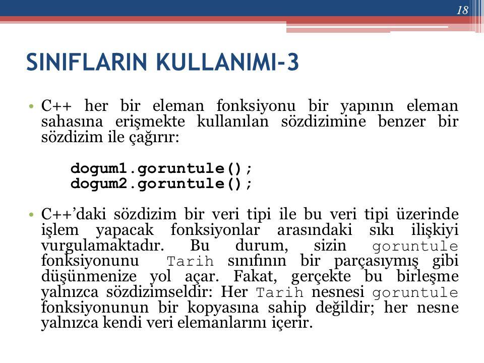SINIFLARIN KULLANIMI-3
