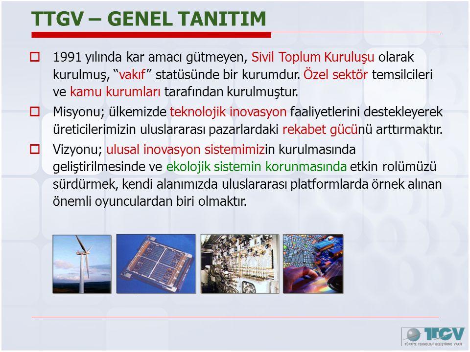 TTGV – GENEL TANITIM