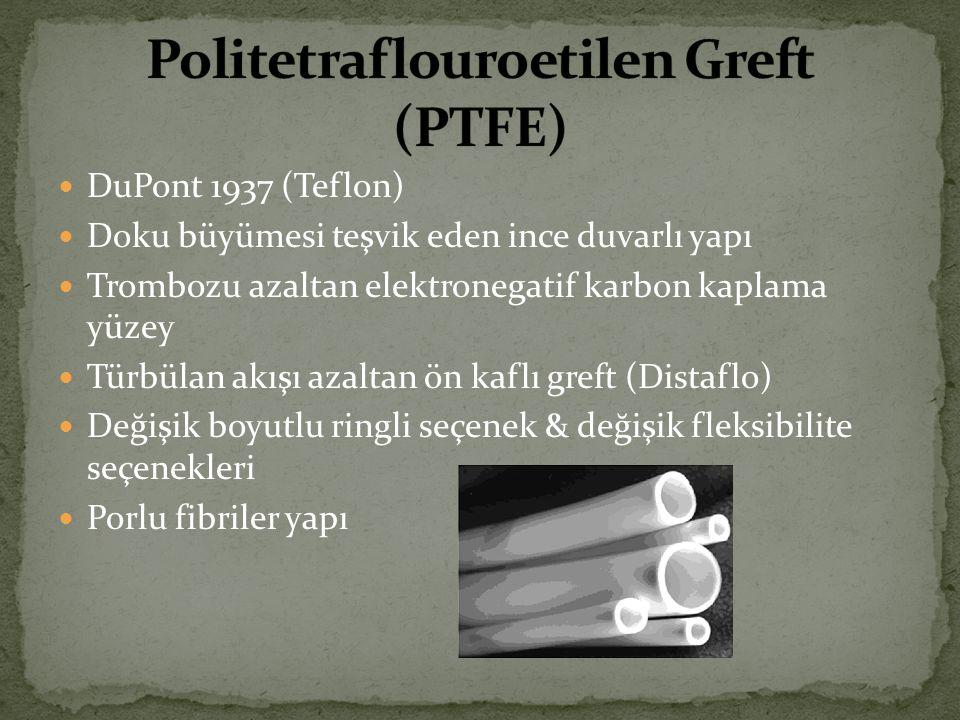 Politetraflouroetilen Greft (PTFE)