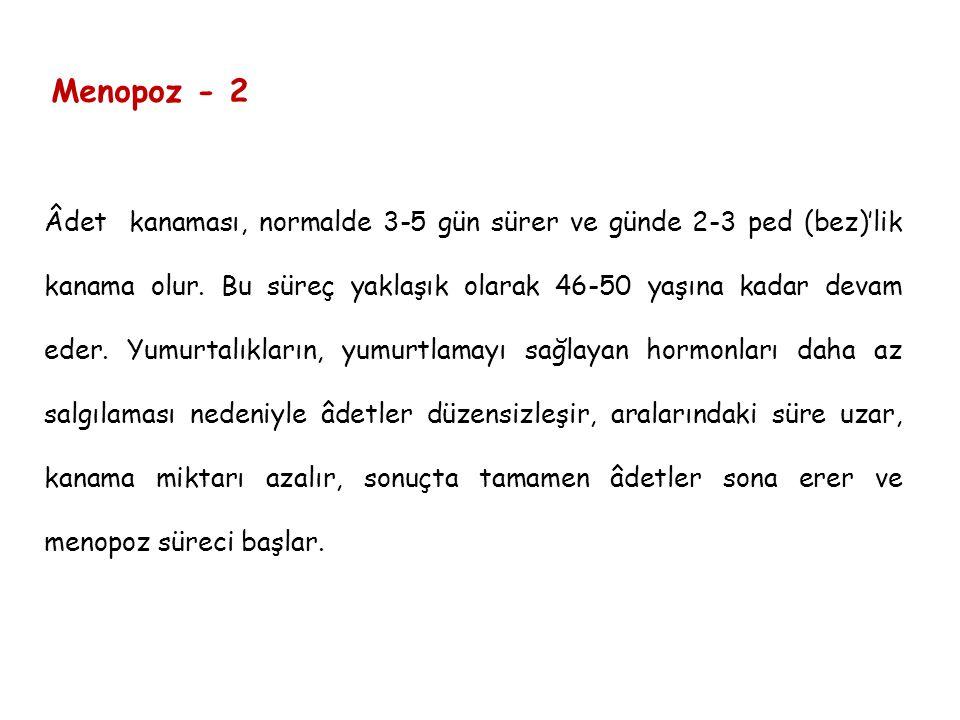 Menopoz - 2
