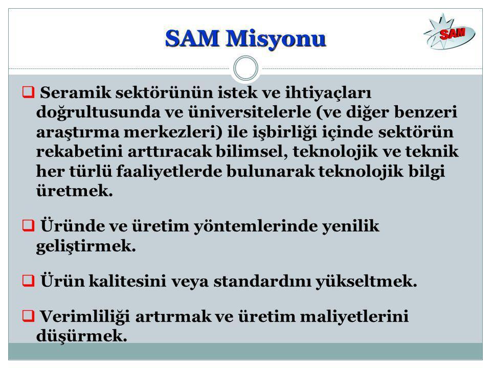 SAM Misyonu