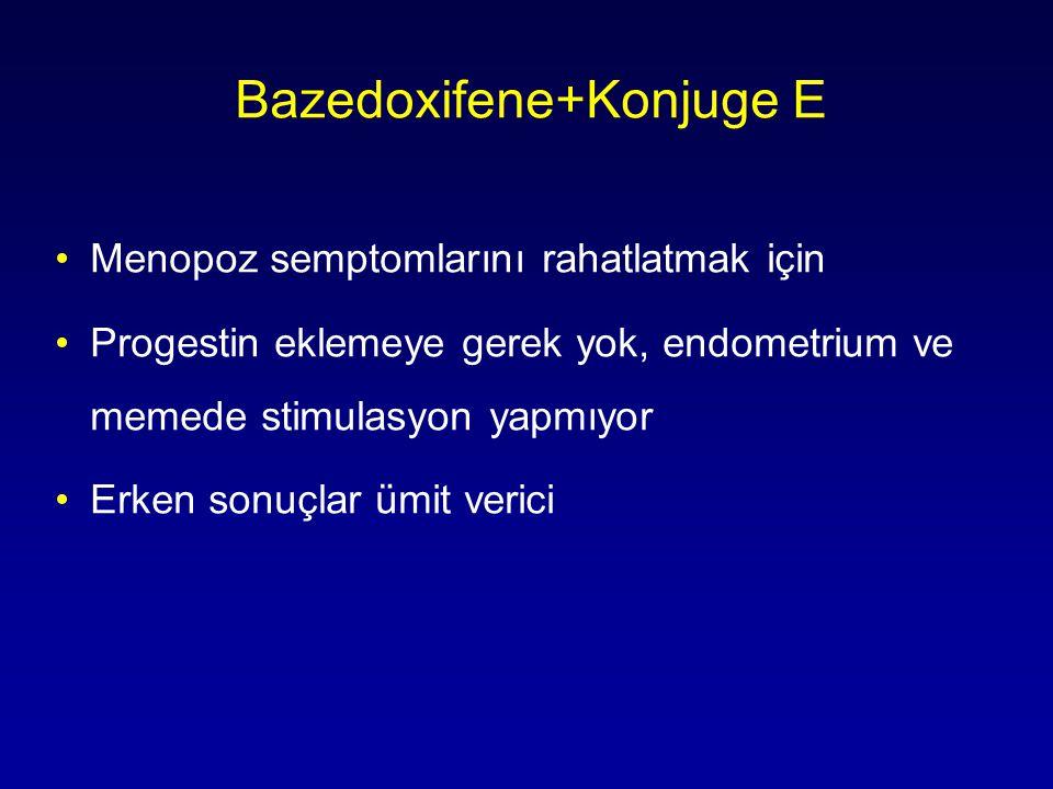 Bazedoxifene+Konjuge E