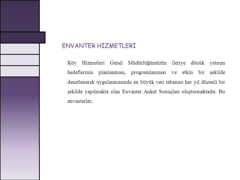 ENVANTER HİZMETLERİ