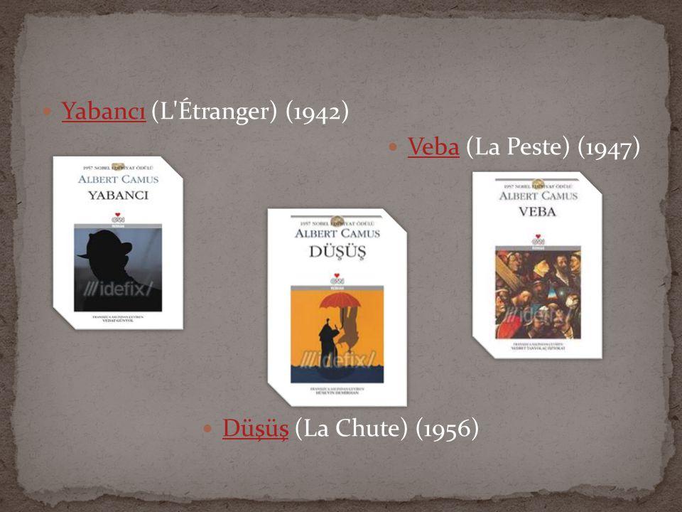 Yabancı (L Étranger) (1942)