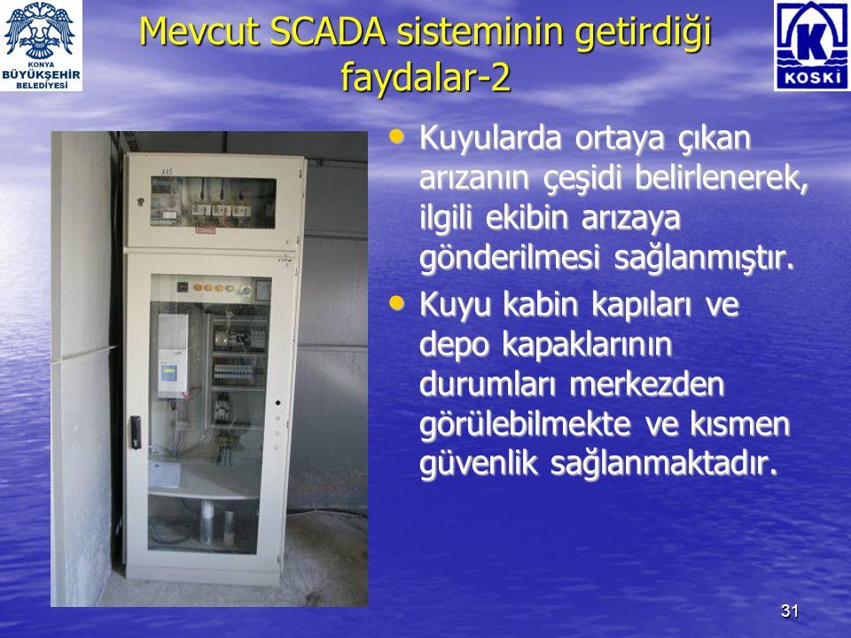 Mevcut SCADA sisteminin getirdiği faydalar-2