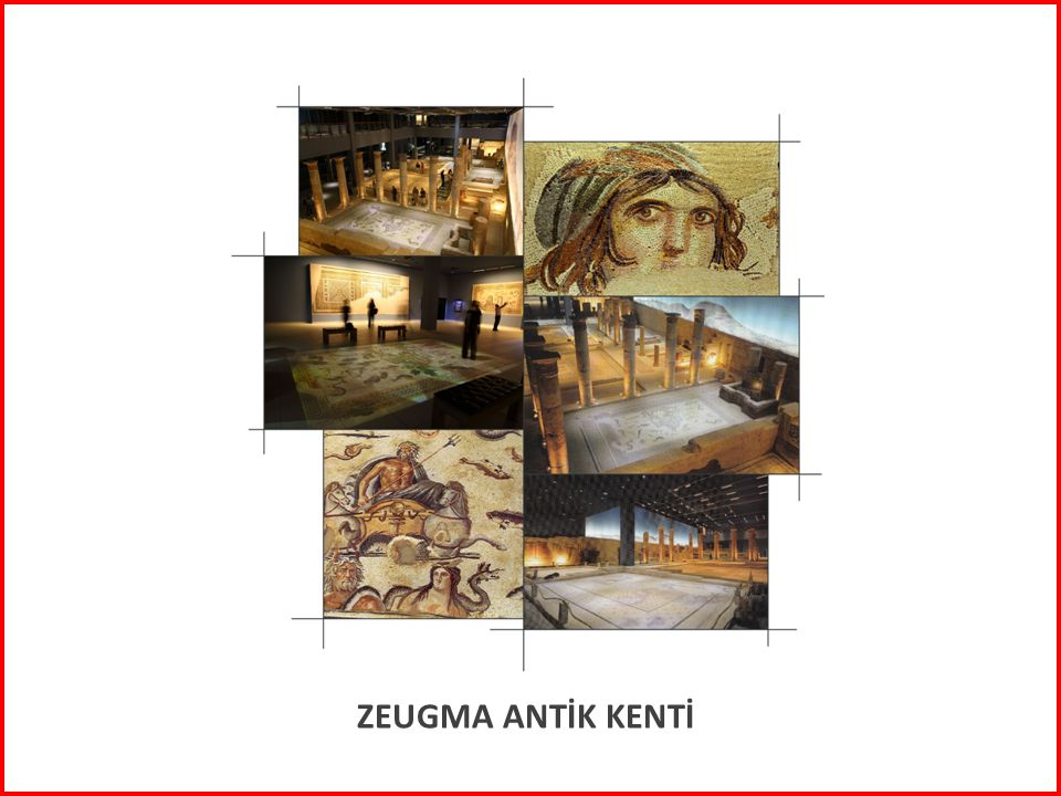 ZEUGMA ANTİK KENTİ