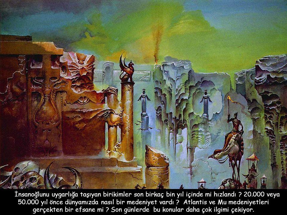 İnsanoğlunu uygarlığa taşıyan birikimler son birkaç bin yıl içinde mi hızlandı .