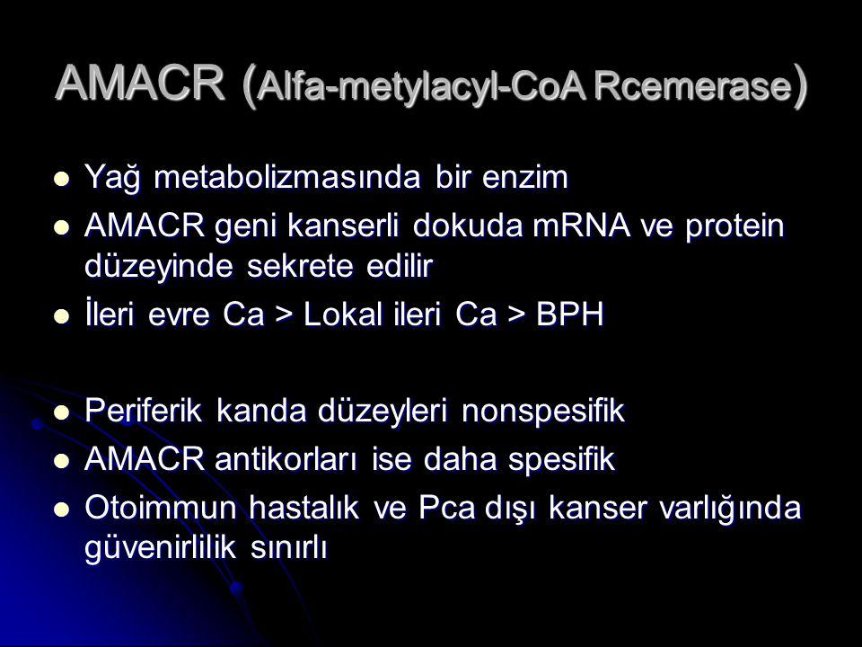 AMACR (Alfa-metylacyl-CoA Rcemerase)