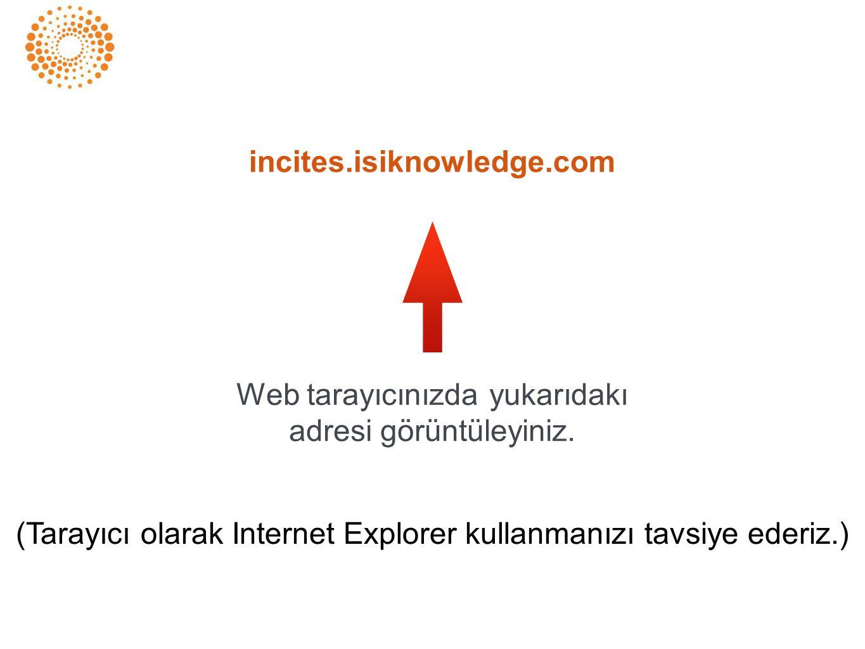 Web tarayıcınızda yukarıdakı adresi görüntüleyiniz.
