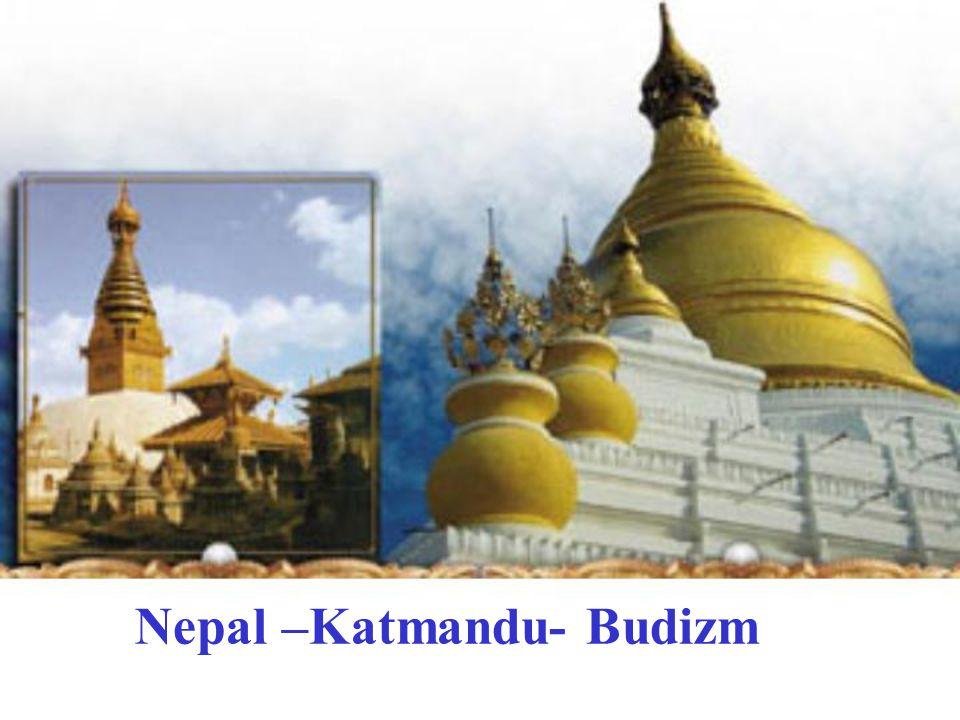 Nepal –Katmandu- Budizm