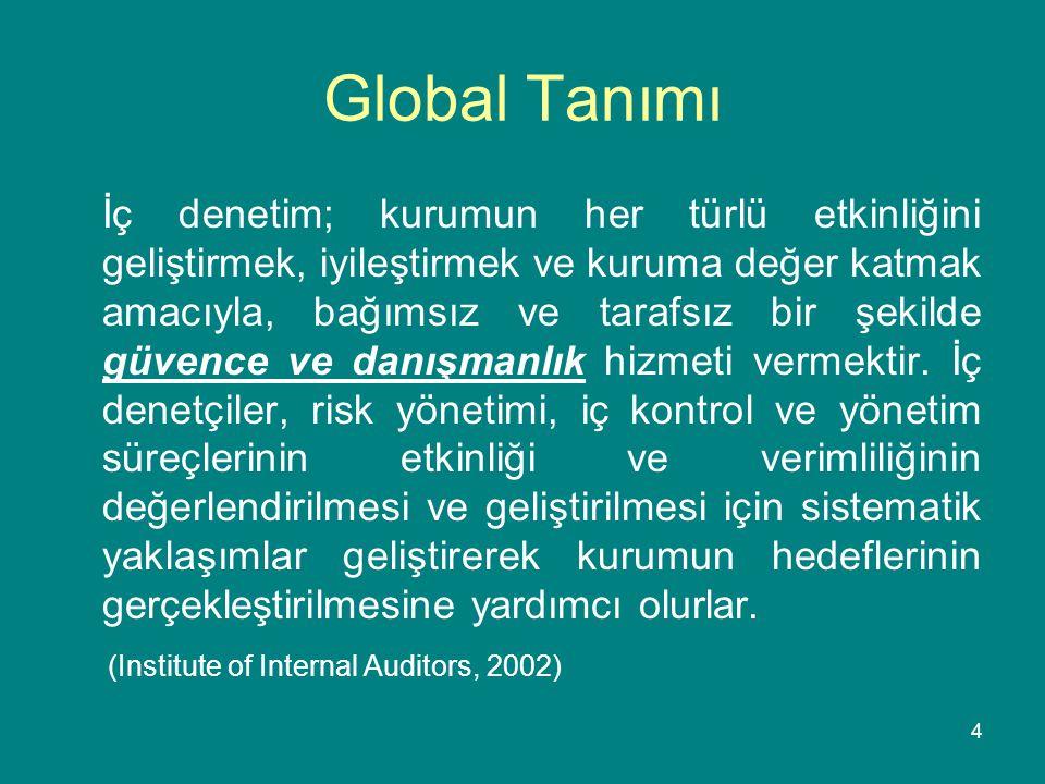 Global Tanımı
