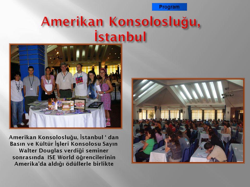 Amerikan Konsolosluğu, İstanbul