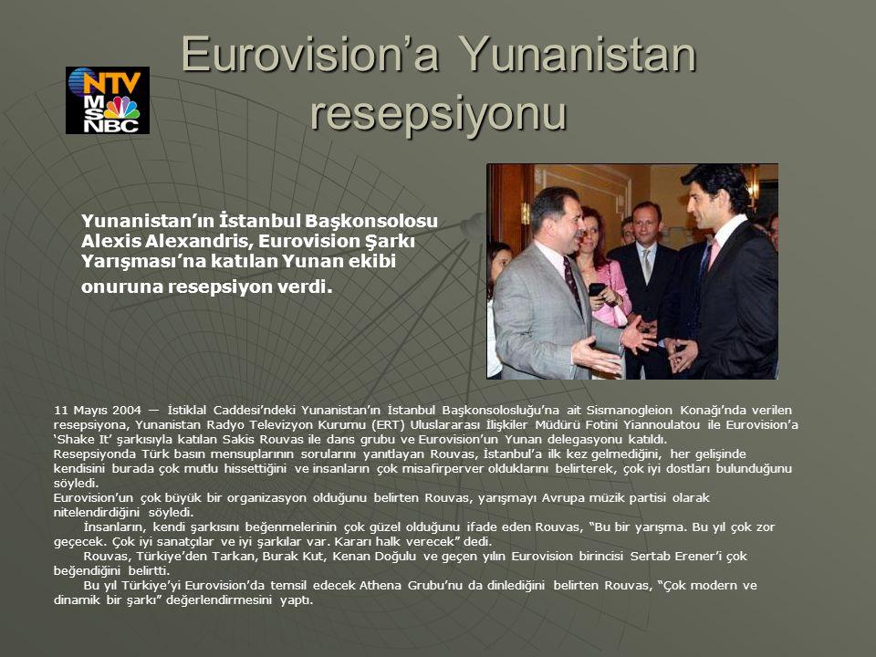 Eurovision'a Yunanistan resepsiyonu