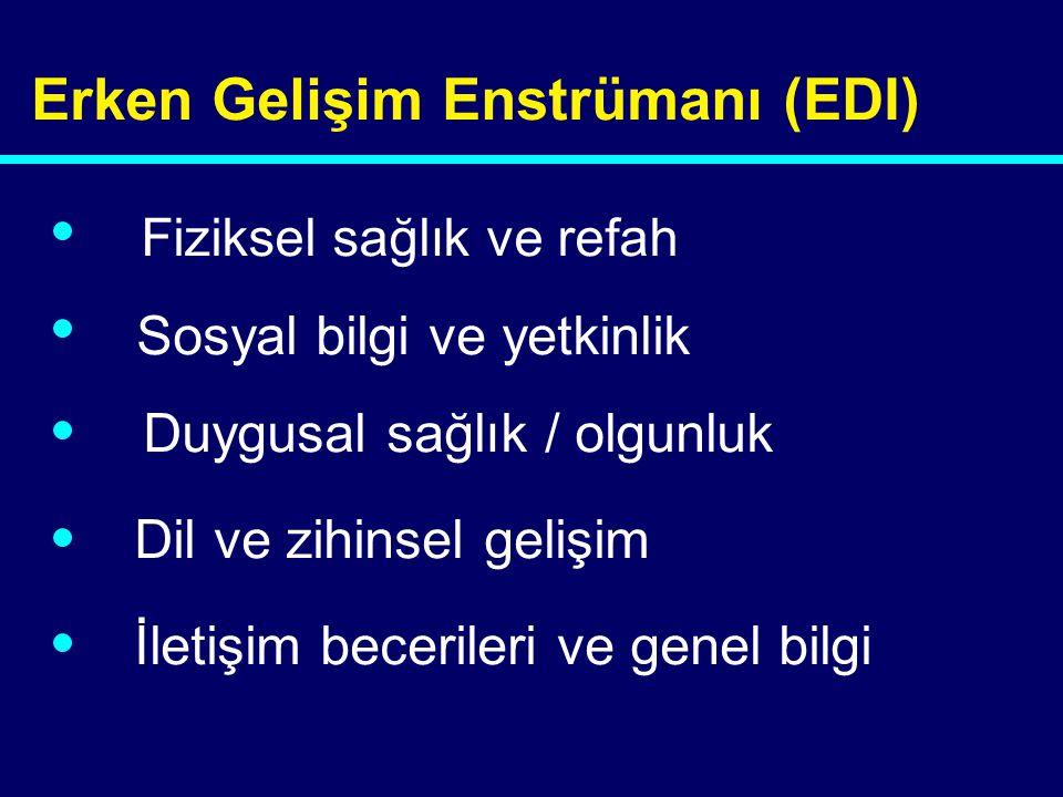 Erken Gelişim Enstrümanı (EDI)