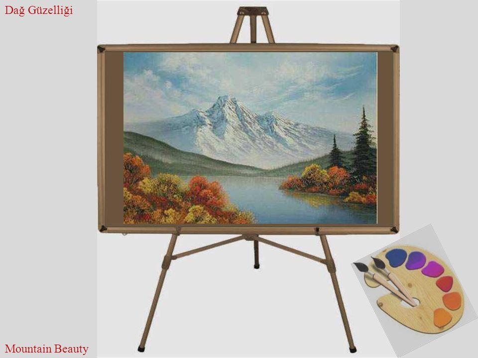 Dağ Güzelliği Mountain Beauty