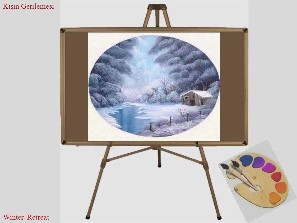 Kışın Gerilemesi Winter Retreat