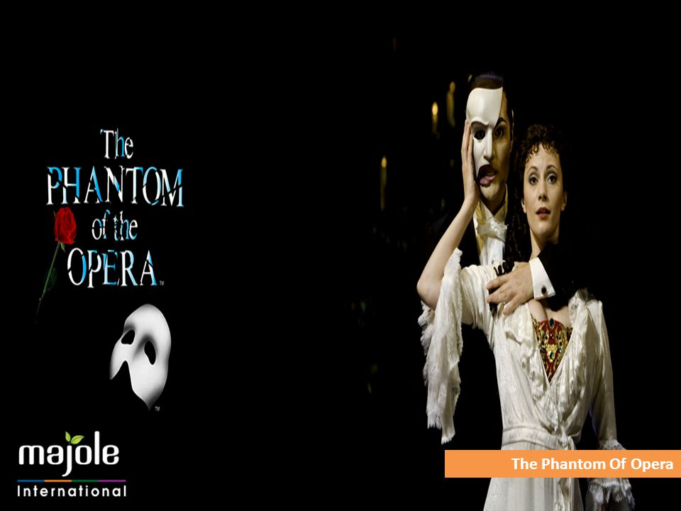The Phantom Of Opera