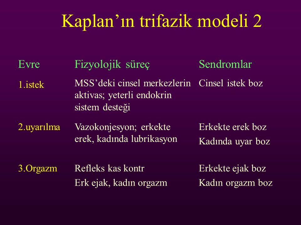Kaplan'ın trifazik modeli 2