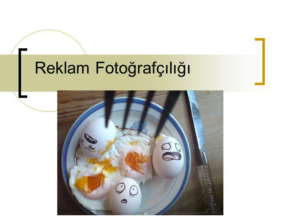 Reklam Fotoğrafçılığı