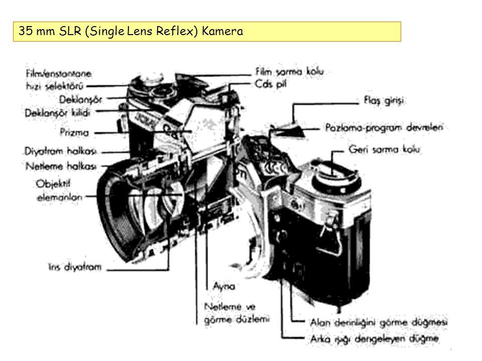35 mm SLR (Single Lens Reflex) Kamera