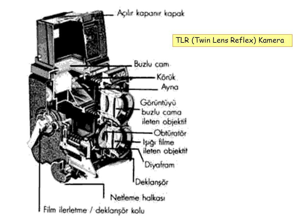 TLR (Twin Lens Reflex) Kamera