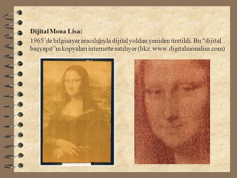 Dijital Mona Lisa: