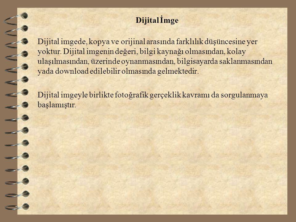 Dijital İmge