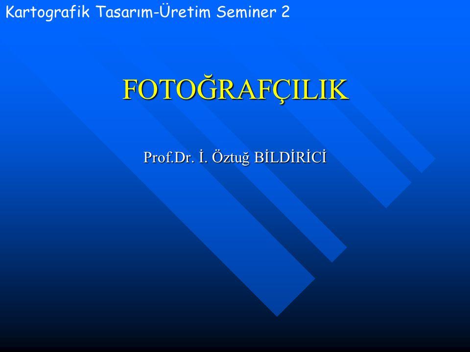 Prof.Dr. İ. Öztuğ BİLDİRİCİ