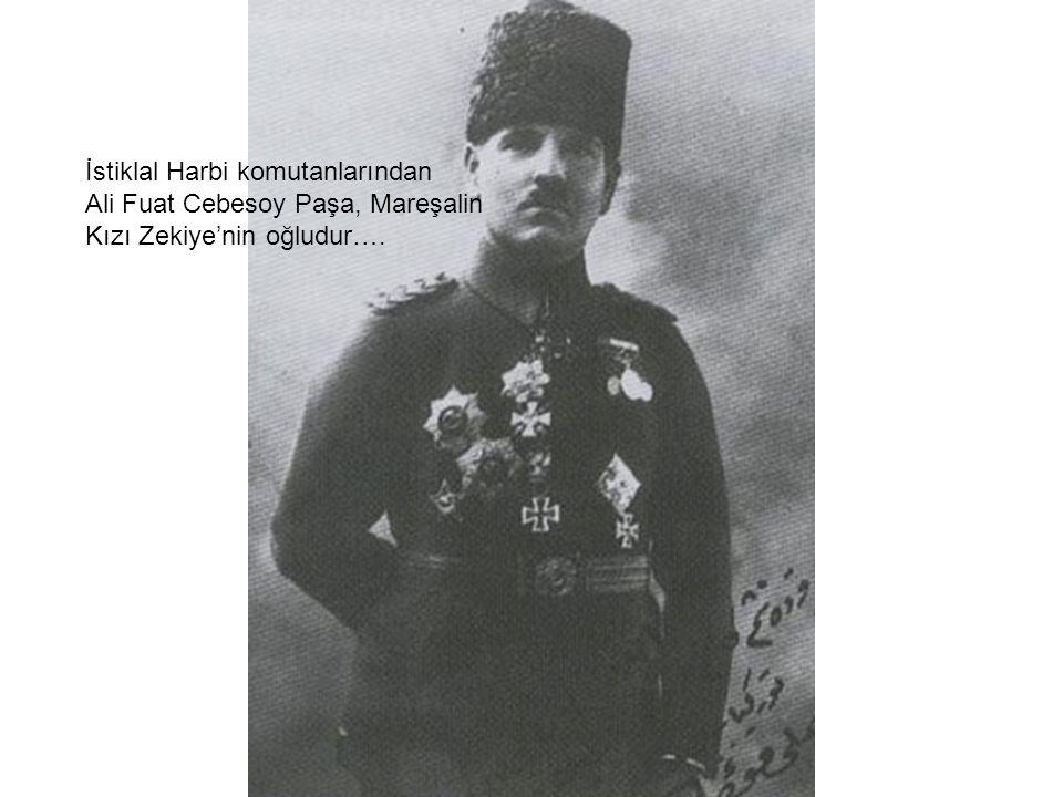 İstiklal Harbi komutanlarından