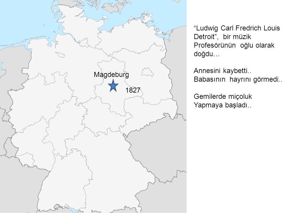 Ludwig Carl Fredrich Louis