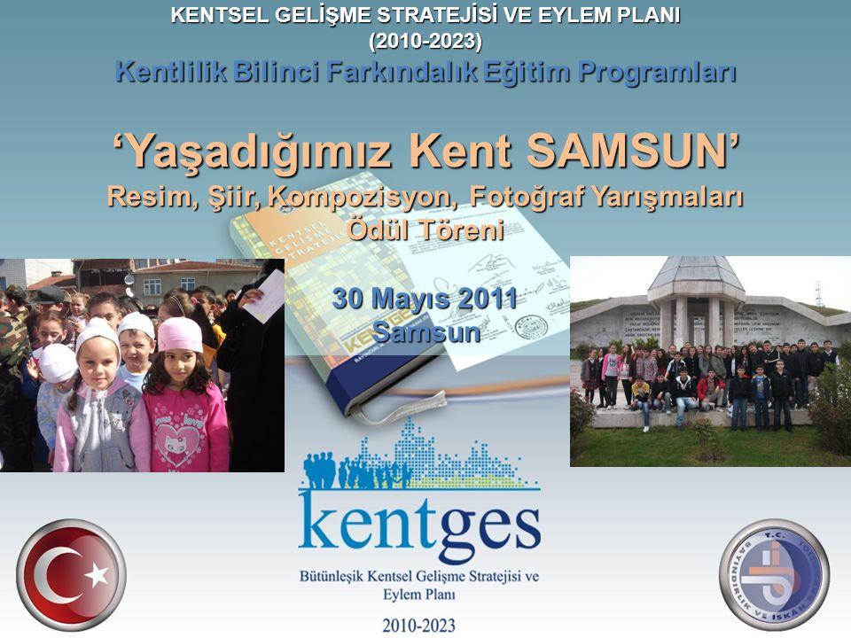 'Yaşadığımız Kent SAMSUN'