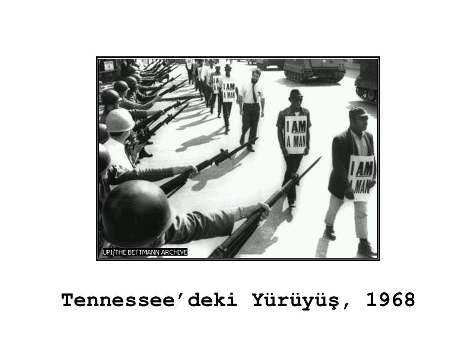Tennessee'deki Yürüyüş, 1968