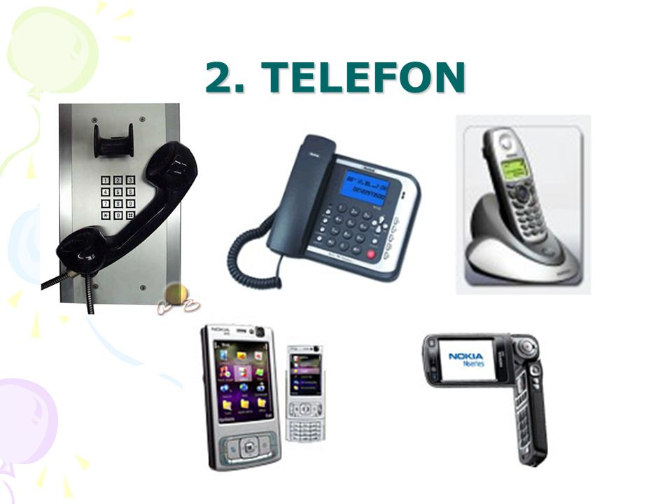 2. TELEFON
