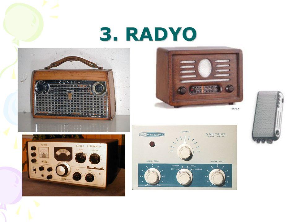 3. RADYO