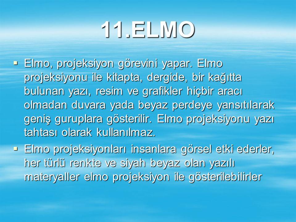 11.ELMO
