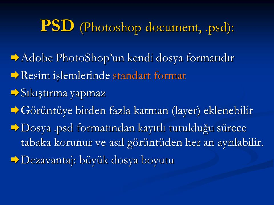 PSD (Photoshop document, .psd):