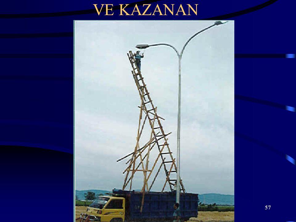 VE KAZANAN