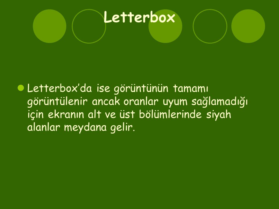 Letterbox