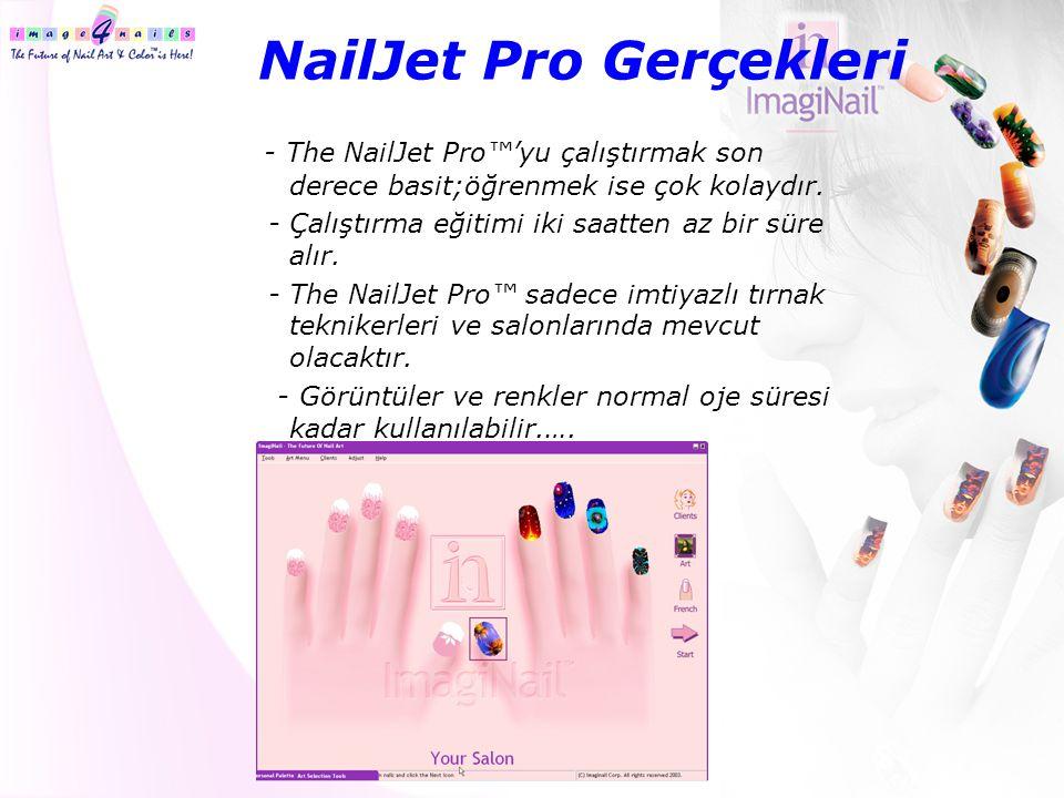 NailJet Pro Gerçekleri