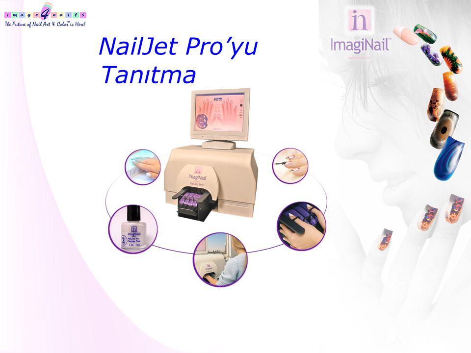 NailJet Pro'yu Tanıtma