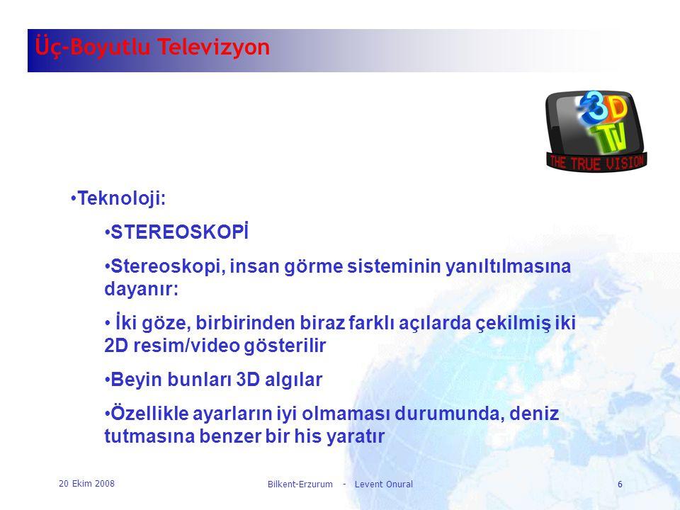 Bilkent-Erzurum - Levent Onural