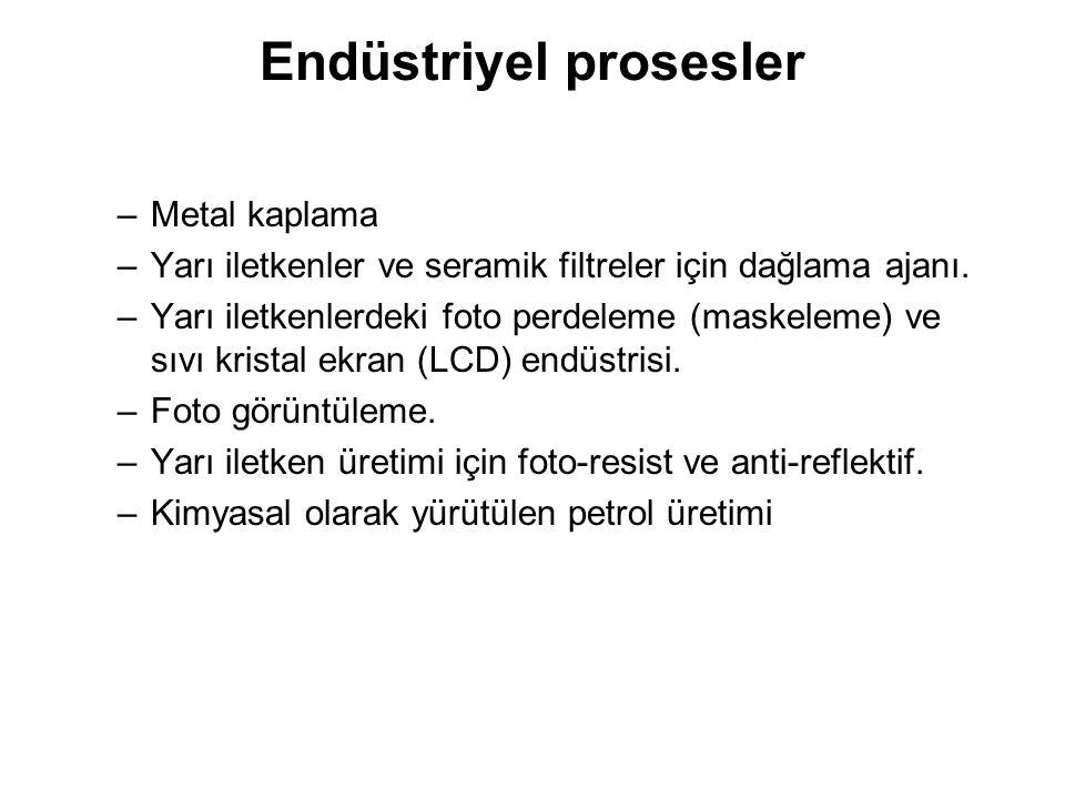 Endüstriyel prosesler