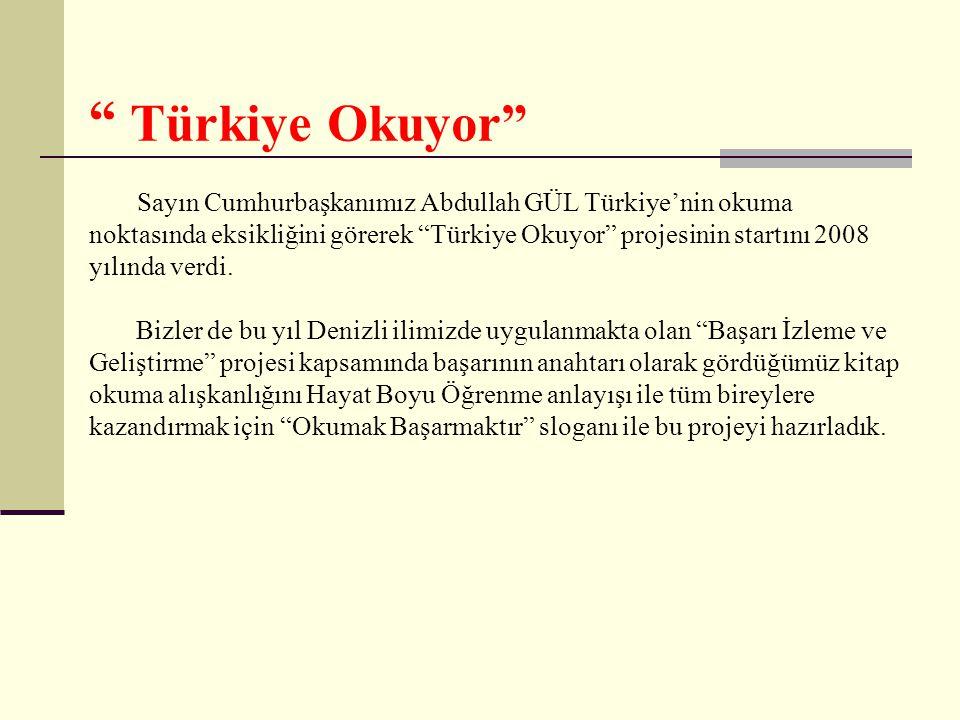 Türkiye Okuyor