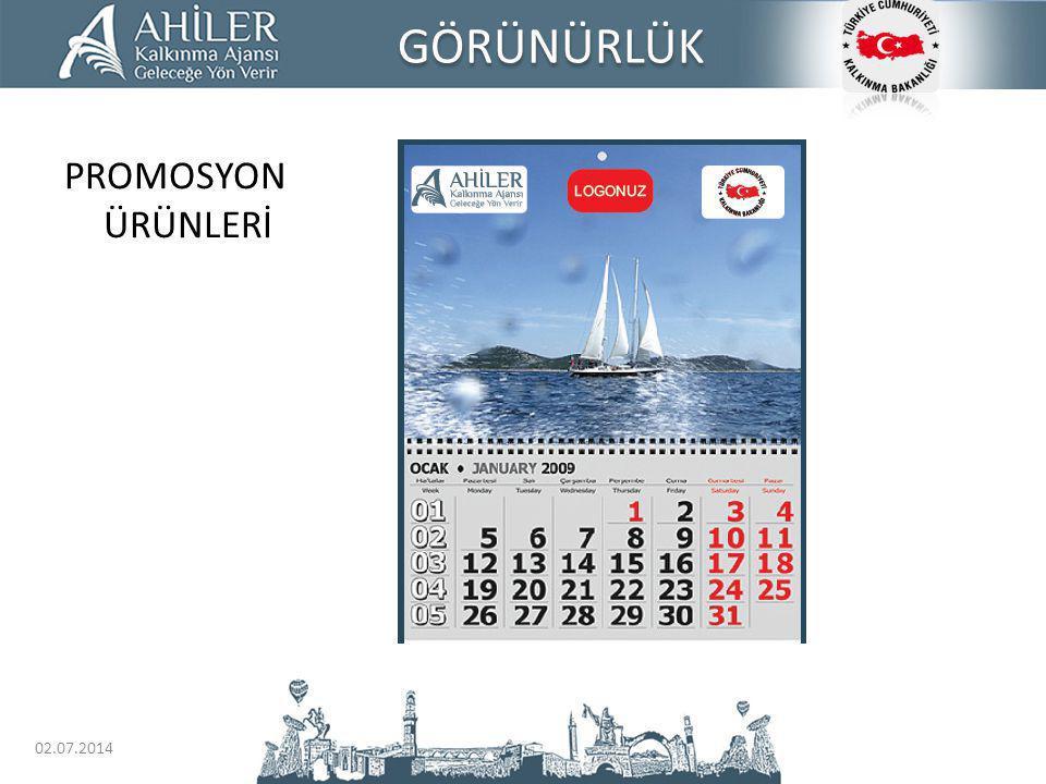 GÖRÜNÜRLÜK PROMOSYON ÜRÜNLERİ 03.04.2017