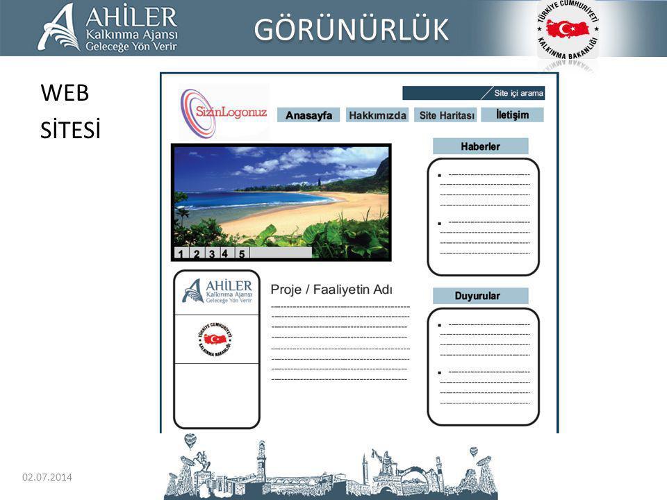 GÖRÜNÜRLÜK WEB SİTESİ 03.04.2017