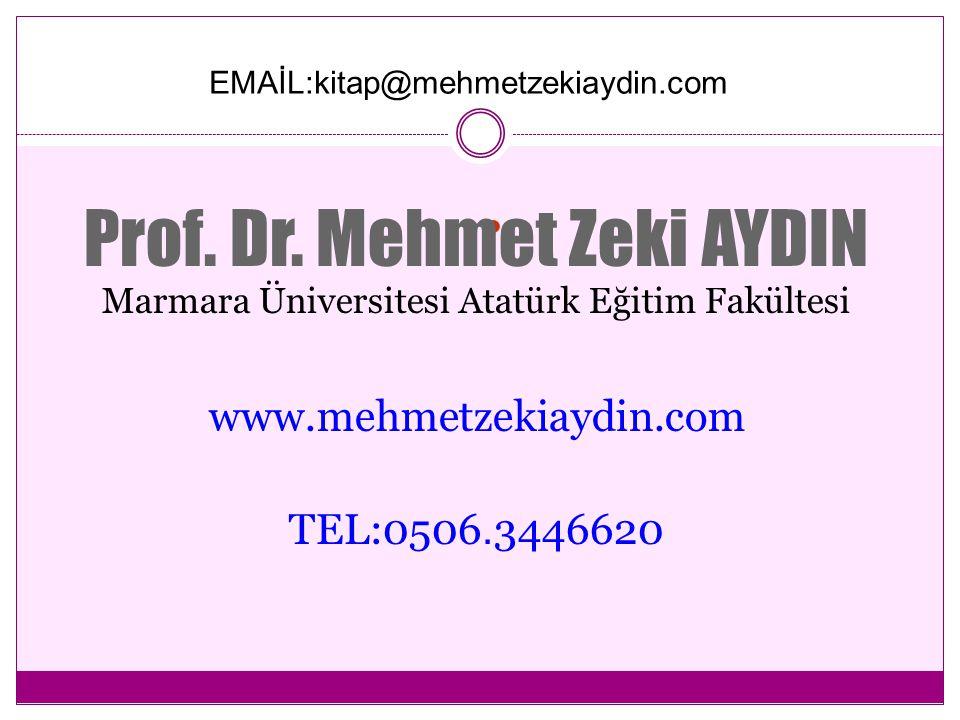 . www.mehmetzekiaydin.com TEL:0506.3446620