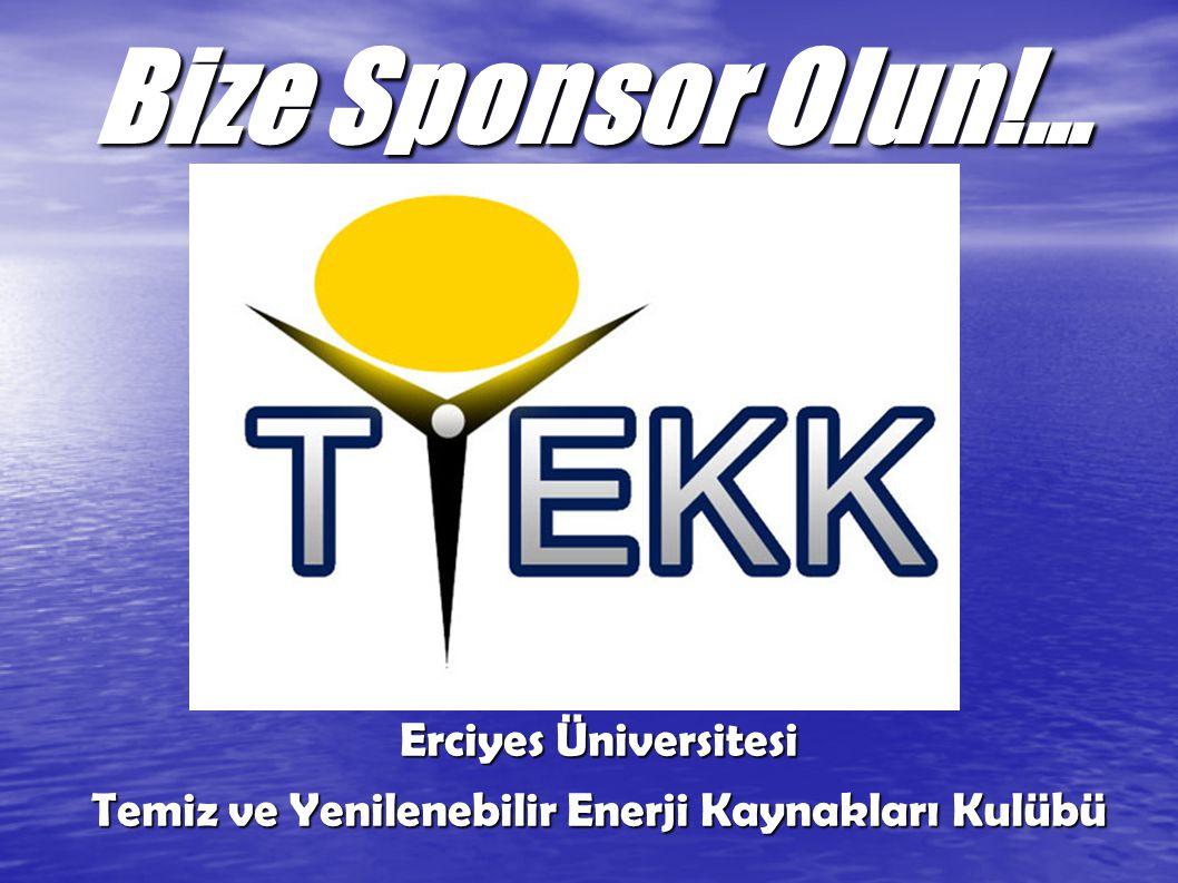 Erciyes Üniversitesi Temiz ve Yenilenebilir Enerji Kaynakları Kulübü