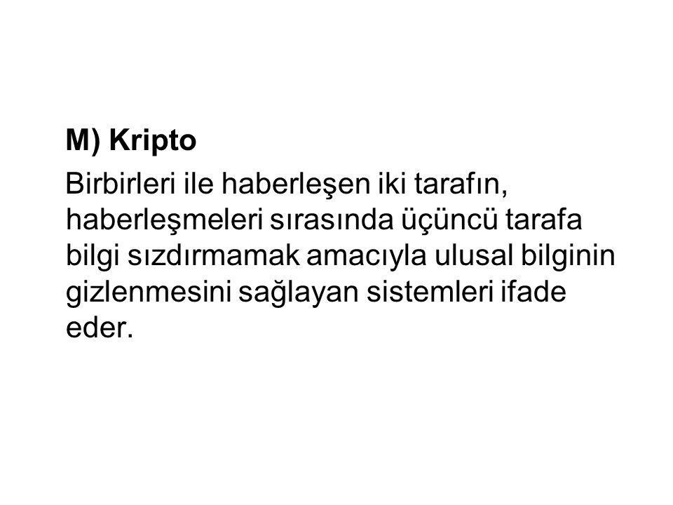 M) Kripto